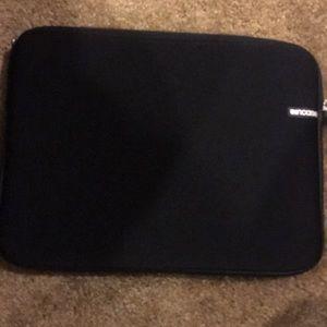 "Accessories - Incase 13"" laptop case"
